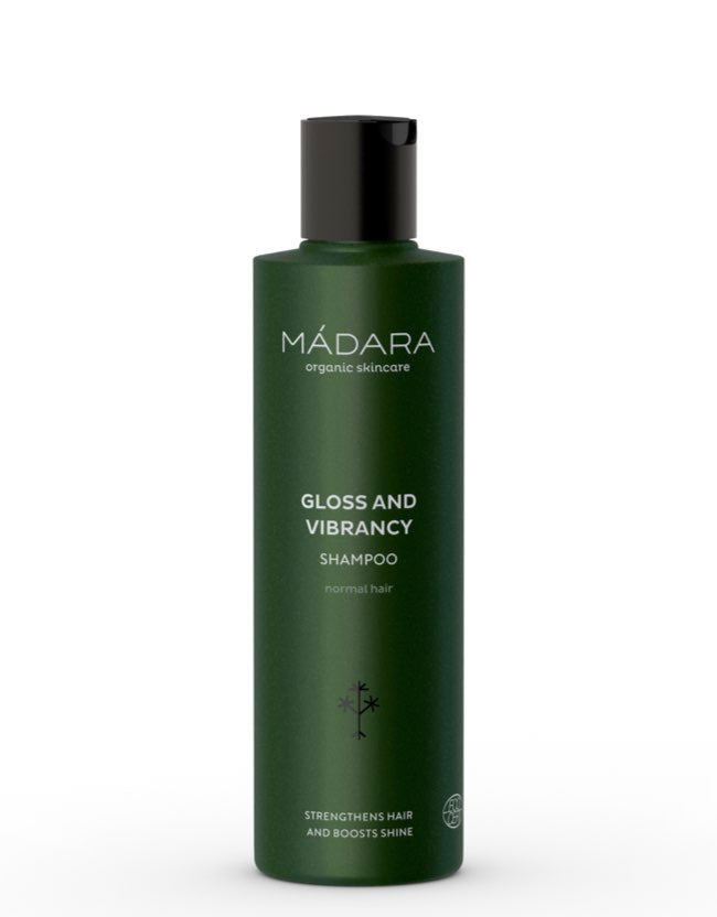 Mádara - Gloss and Vibrancy Shampoo - Organic Haarpflege