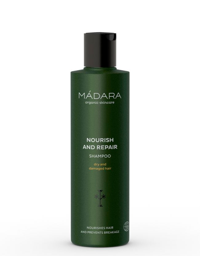 Mádara - Nourish and Repair Shampoo - Organic Haarpflege