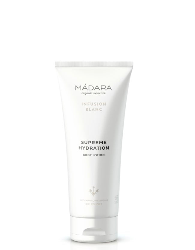 Mádara - Supreme Hydration Body Lotion - Naturkosmetik