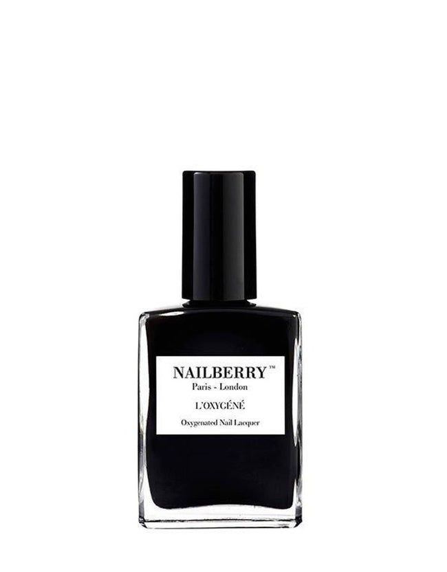 Nailberry - Nagellack Black Berry - Naturkosmetik