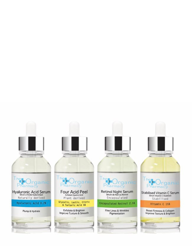 The Organic Pharmacy - The Expert Serum Gift Box - Naturkosmetik