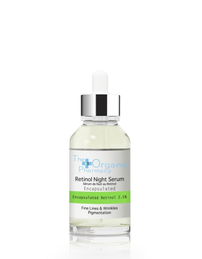 The Organic Pharmacy - Retinol Night Serum