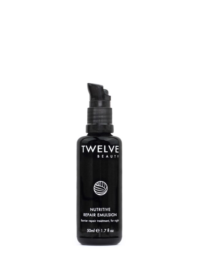 TWELVE Beauty - Nutritive Repair Emulsion - Naturkosmetik