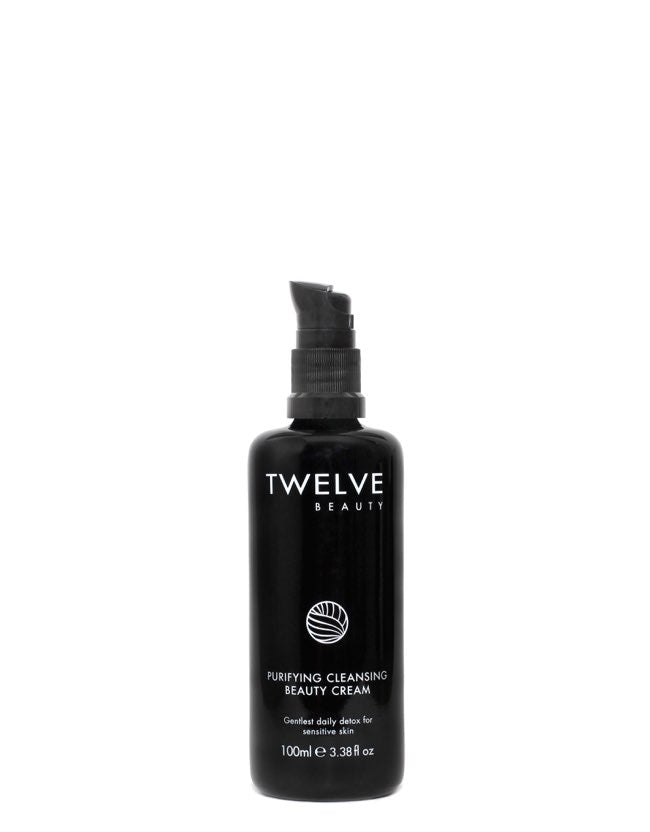 TWELVE Beauty - Purifying Cleansing Beauty Cream - Naturkosmetik
