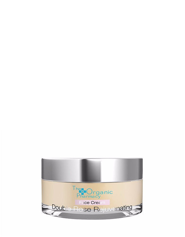 The Organic Pharmacy - Double Rose Rejuvenating Face Cream - Naturkosmetik