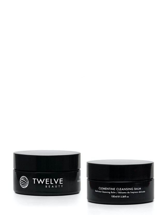 TWELVE Beauty - Clementine Cleansing Balm - Naturkosmetik
