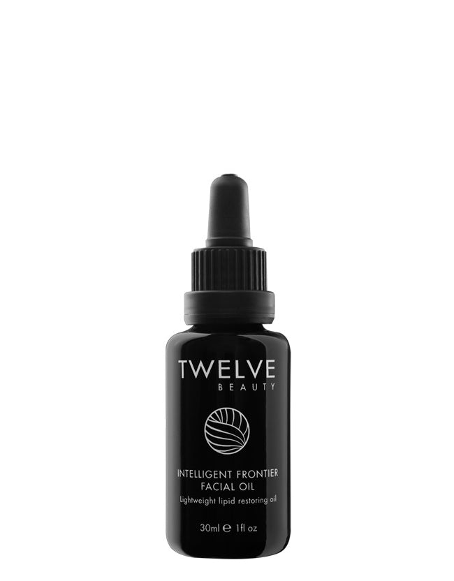 TWELVE Beauty - Intelligent Frontier Facial Oil - Naturkosmetik