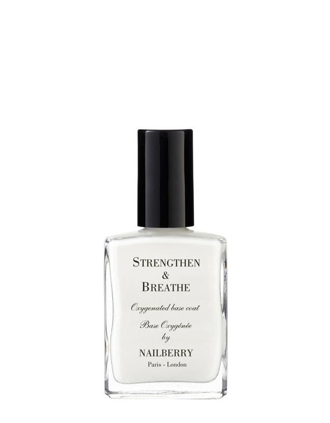 Nailberry - Strengthen & Breath Oxy Base Coat