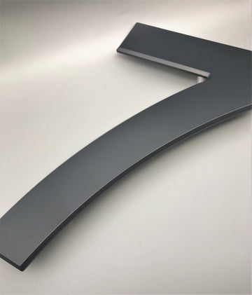 Large House Number 7 (29.5cm) - stylishly-numbered