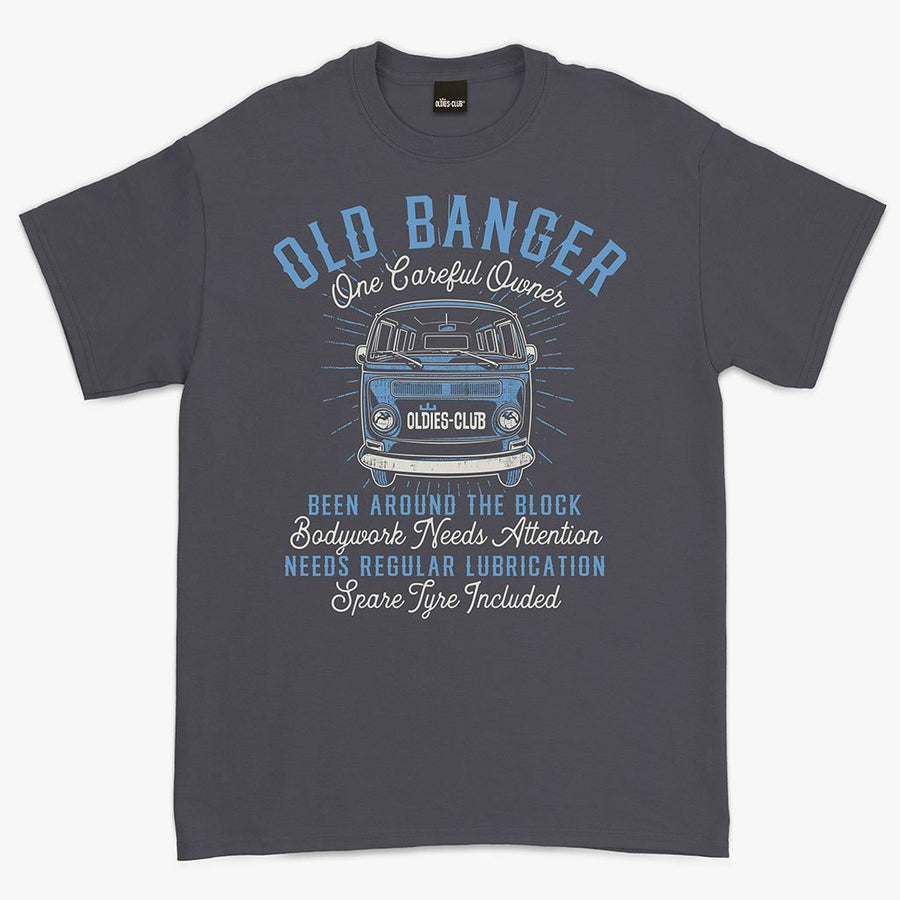 Oldies-Club T-Shirt T-Shirt / Charcoal / M Old Banger