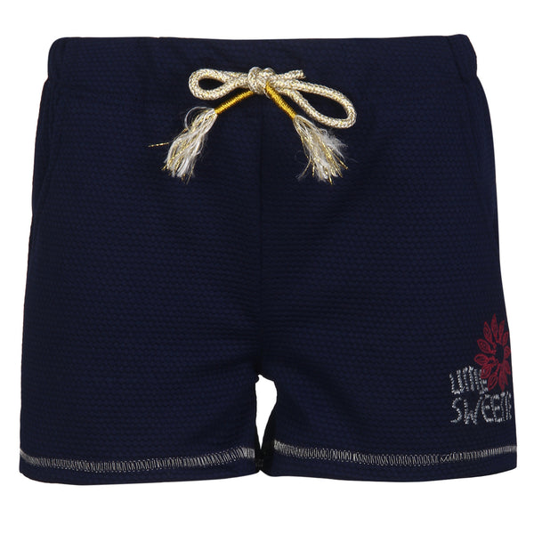 Navy Short for Girls