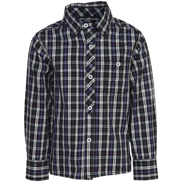 BELLS & WHISTLES BW COLLECTION BOYS SHIRT AW14-OL-09