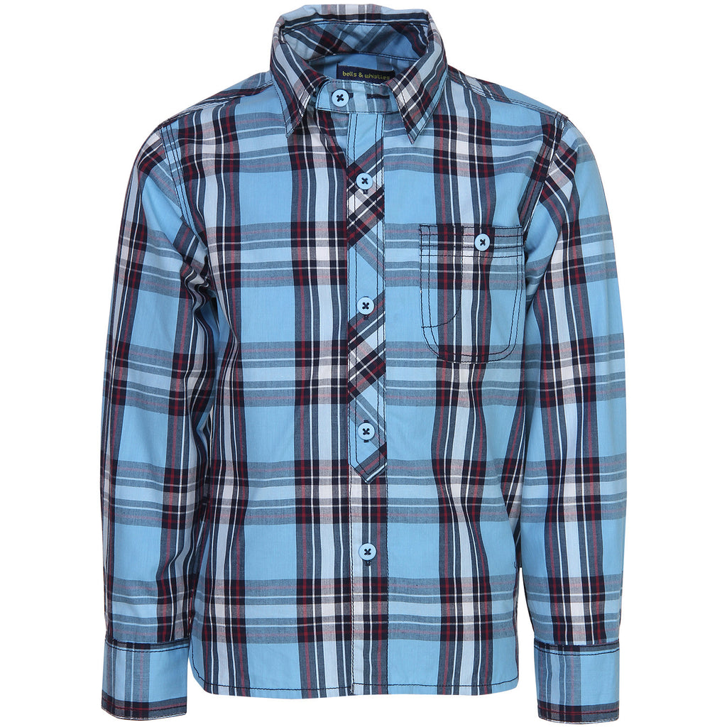 BELLS & WHISTLES BW COLLECTION BOYS SHIRT AW14-OL-12
