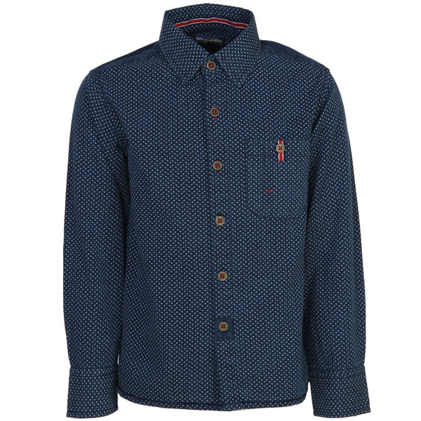 BELLS & WHISTLES VARSITY COLLECTION BOYS SHIRT AW14-VAR-07