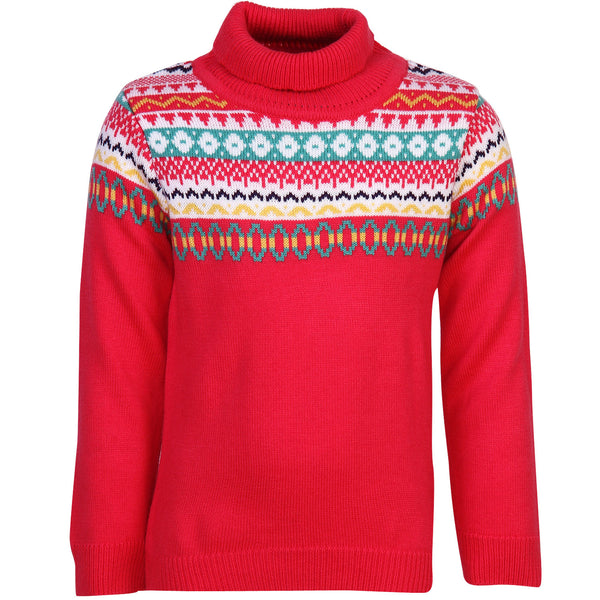 BELLS & WHISTLES WINTERWEAR COLLECTION GIRLS SWEATER AW14-WINTERWEAR-10