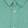 Green Filafil Full Shirt for Boys