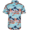 Bells and Whistles Surf Themed Printed Shirt