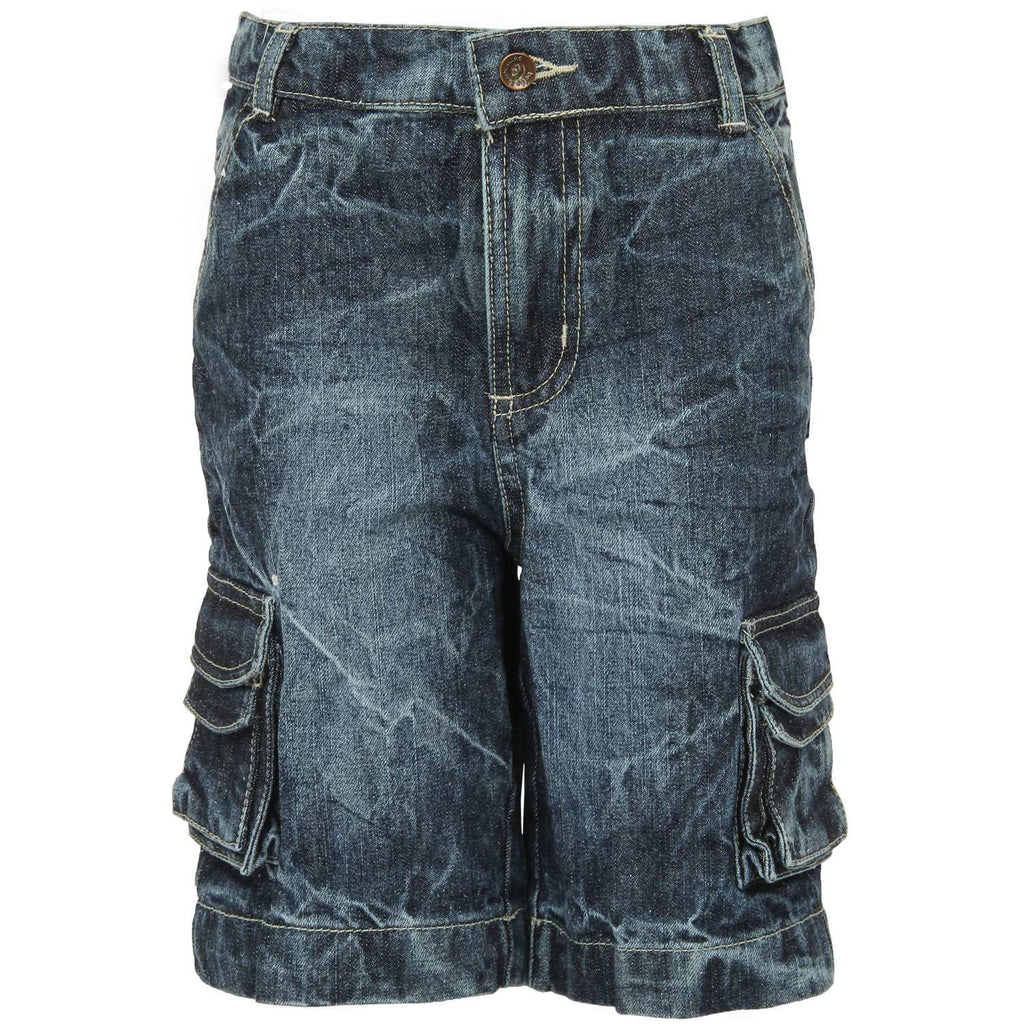 Denim Barmuda Shorts