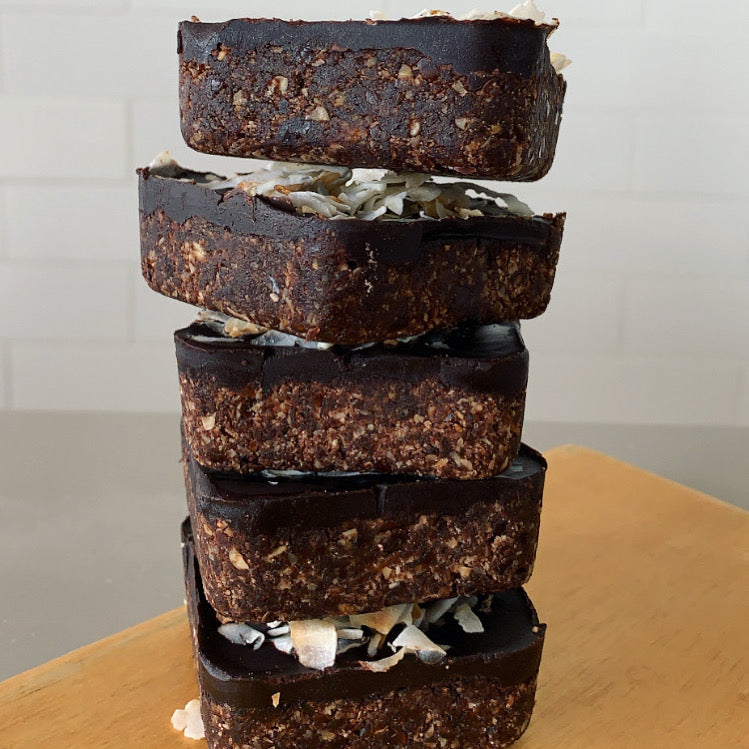 Raw Coconut + Cacao 'Bounty' Bar