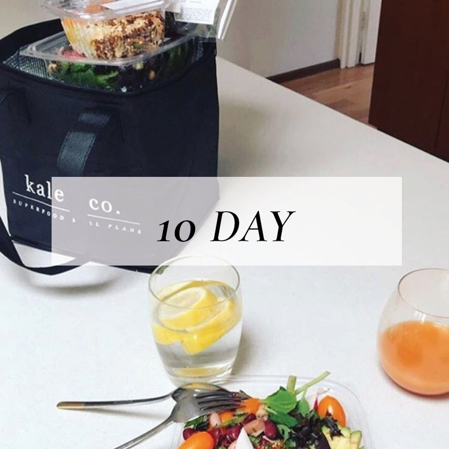 10-day Detox + Clean-Eat Mix