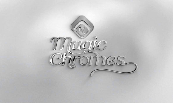 MAGIC CHROME AND HOLOGRAPHIC CHROME EFFECT - TIPS & TRICKS