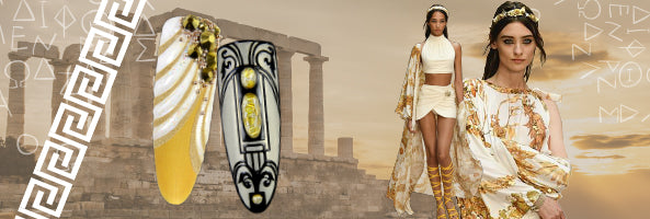 GREEK GODDESS - Nail Trends from Magnetic Nail Design