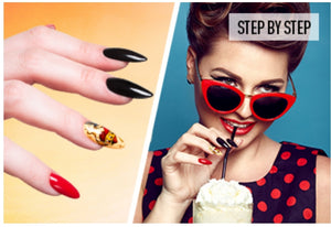 Step by step - Vintage Design - Covershoot by Yessica Padberg