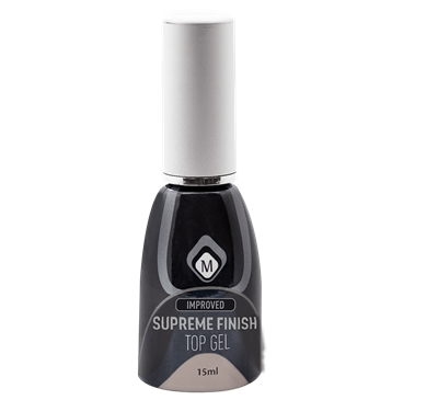 104008 IMPROVED Supreme Finish Top Gel 15ml