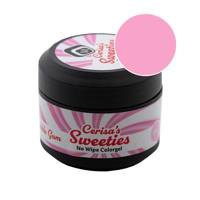 106662 Cerisa Sweeties Bubble Gum  No Wipe Colour Gel