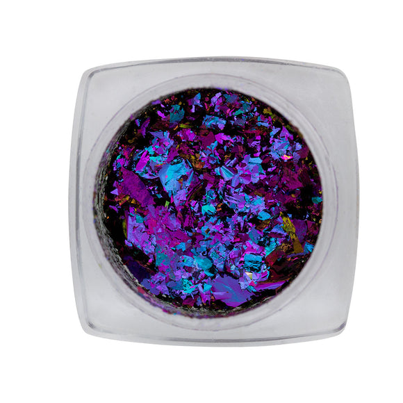 118840 CHAMELEON FLAKES PURPLE