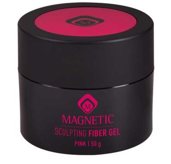 104147 Sculpting Fiber Gel Pink 30g