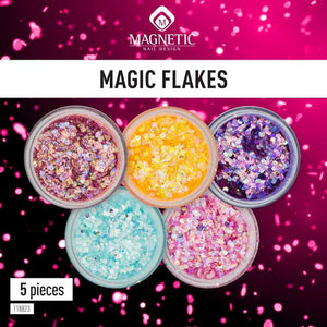 118823 Magic Flakes 5pcs
