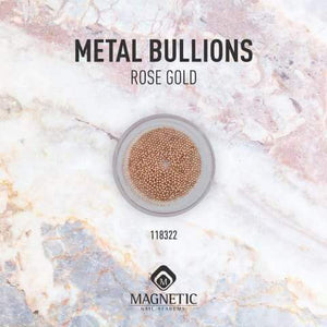 118322 Metal Bullion Rose Gold