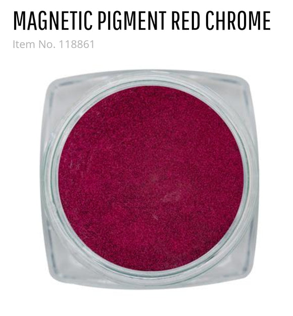 118861 Chrome Pigment Red