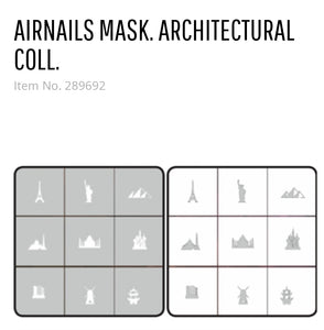 289692 AirNails Masking Architectural  Collection