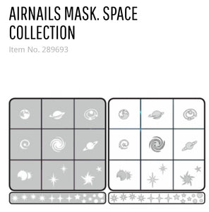 289693 AirNails Masking Space Collection