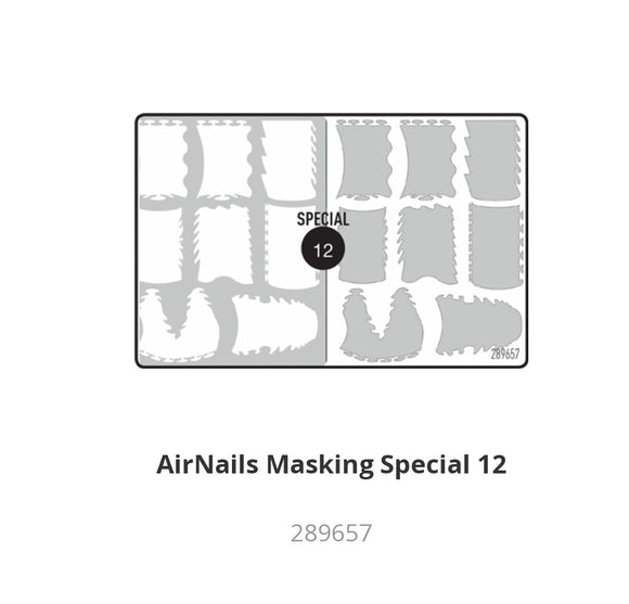 289657 AirNails Masking Special 12 Collection