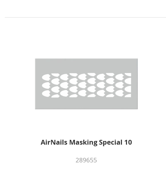 289655 AirNails Masking Special 10