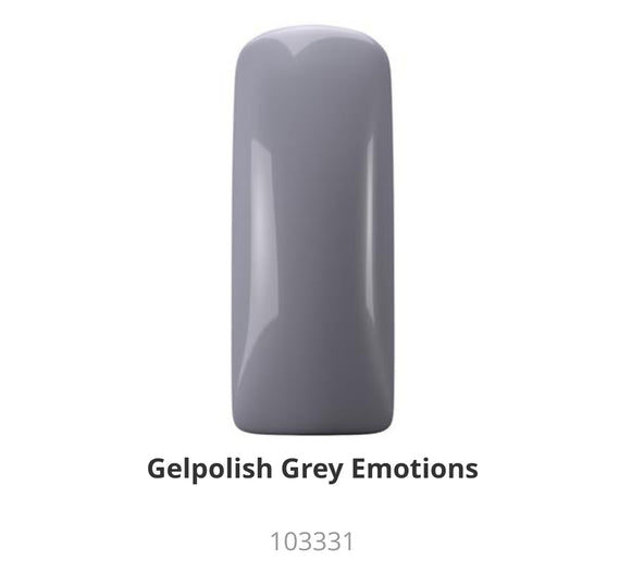 103331 Gelpolish Grey Emotions  15 ml