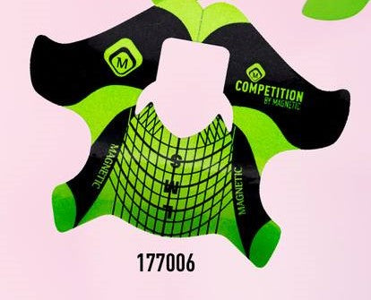 177006 Competition Nail Forms 250pcs