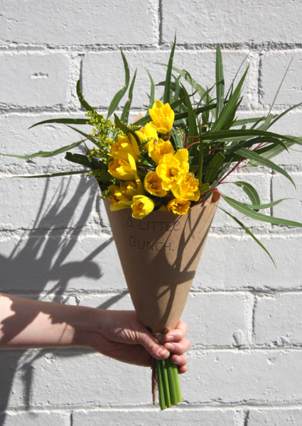 Daffodil Day Perth 2019 Delivery by A Little Bunch