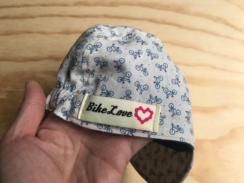 (Baby) Little Blue Bikes Cap