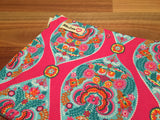 Pink Paisley Musette