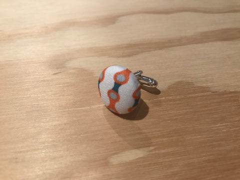 Chainlinks Cufflinks - ORANGE