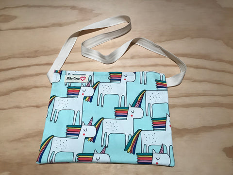 Rainbow Unicorn Musette