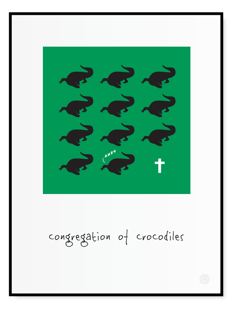 Congregation of Crocodiles