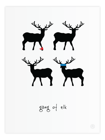 Gang of Elk