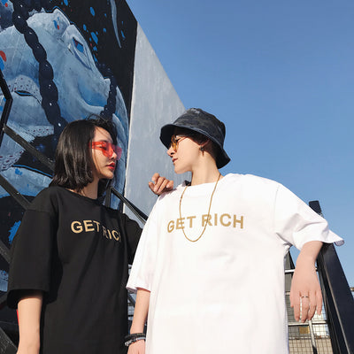 "FMK 18SS ""GOD OF WEALTH"" Tee (UNISEX*)"