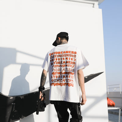 Doctor.M 18SS Full Printed On Back Tee (UNISEX*)