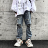 Street Couple Ripped Jeans (UNISEX*)